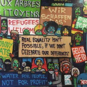 festival van de gelijkheid