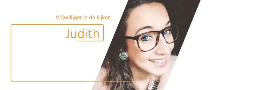 Vrijwilliger in de kijker: Judith Van Peer