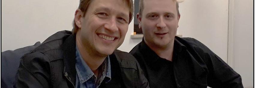 Buddyverhaal: Frank en Jaimie