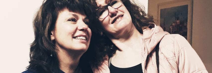 Buddyverhaal: Sabine en Ann