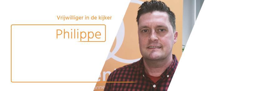 Vrijwilliger in de kijker: Philippe Ooms